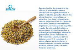 Benefícios do pólen de abelha.