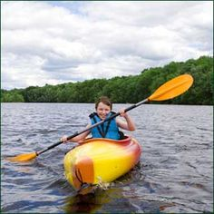 Boy Scouts of America | Merit Badge in Kayaking | Baltimore, Maryland