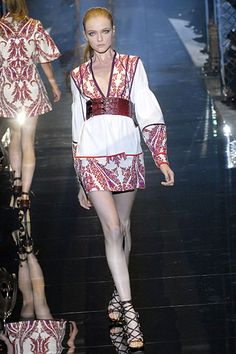 Gucci Spring 2007 Ready-to-Wear - Russian Doll