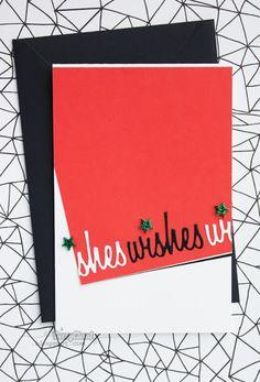BerryCloud. Creo, ergo sum: Christmas Card