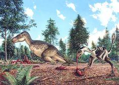 Gorgosaur - Michael Skrepnick