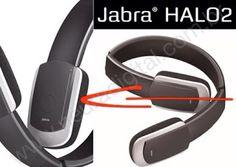 Fone de ouvido Jabra HALO2. Uma boa adição à família...