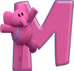**✿*M*✿** De Alfabeto Decorativo Abc For Kids, Letter N, Blogger Templates, Ale, Symbols, 3 Year Olds, Roller Skating, Godchild, Party