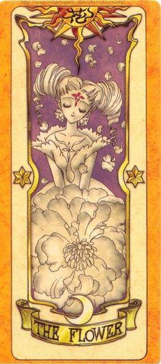 Clow Card ~ The Flower