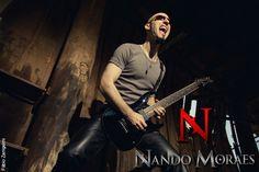 Resenha do Rock: Nando Moraes: show gratuito neste sábado em Amparo...