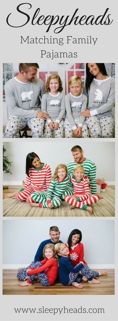 710ffc6f44 Ready for a fabulous Christmas and holiday tradition  Snag your matching  family pajamas now at