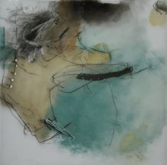 Cheryl Taves - oil, graphite and charcoal on mylar