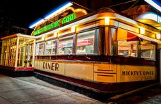 Mickey's Dining Car | 21 American Diners You Should Eat At Before You Die