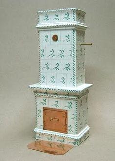 Mollamari Creations: Nukkekodin uuneja myytävänä - Dollshouse stoves for sale