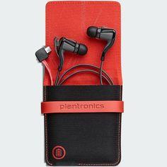 Plantronics BackBeat GO 2 Wireless Earbuds + Charging Case - Verizon Wireless