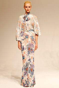 Duro Olowu Spring 2012 Ready-to-Wear Fashion Show