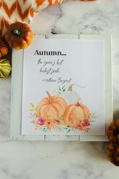 Celebrate pumpkin season! These printable pumpkins in watercolor can be used for wall decor and more. Print at home for free! Pumpkin Printable, Free Printable Art, Gift Tags Printable, Free Printables, Organizing Labels, Tapestry Wall Hanging, Pumpkins, Fall Decor, Gallery Wall