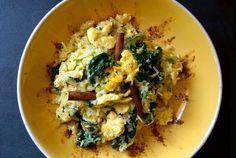 Bienvenue chez Spicy: Riz de konjac au curry jaune et lait de coco