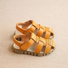 2017 New Spring Summer Shoes Boys Soft Leather Sandals Baby Boys Summer Prewalker Soft Sole Genuine Leather Beach Sandals - Kid Shop Global - Kids & Baby Shop Online - baby & kids clothing, toys for baby & kid Cheap Sandals, Kids Sandals, Beach Sandals, Summer Boy, Spring Summer, Soft Summer, Baby Shop Online, Summer Shoes, Summer Sandals