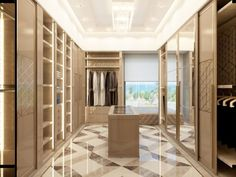 Villa Design, House Design, Decor Interior Design, Interior Decorating, Dream Closets, Room Inspiration, Dressing Rooms, Luxury, Bedroom