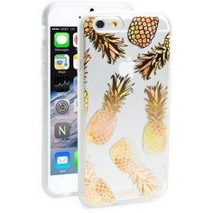 Sonix 'Liana Peach' iPhone 6 Case ($35) via Polyvore