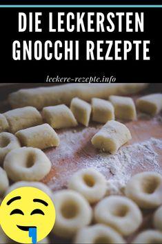 Gnocchi Salat, Cereal, Pasta, Cookies, Breakfast, Desserts, Food, Gnocchi, Crack Crackers
