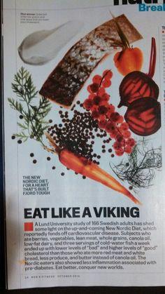 .Eat Like a Viking