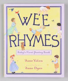 Wee Rhymes Hardcover