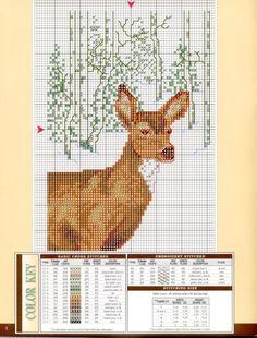 Gallery.ru / Фото #2 - Stately Deer (True Colors) - mayaak