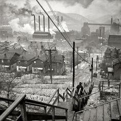 Jack Delano - Pittsburgh, Pennsylvania, 1940