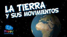 La Tierra y sus Movimientos | Videos Educativos para Niños