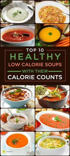 This creamy, satiating snack is definitely a great way to kick off a healthy meal. However, most of the times we end up choosing a calorie-rich soup, thinking that low calorie soups could fail in taste. Here are 10 healthy low calorie #souprecipes that are rich in taste and satisfying as well. #weightlosstips