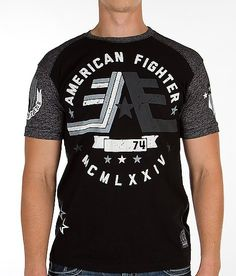 American Fighter, Cool Shirts, Mens Fashion, My Style, Tees, Mens Tops, T Shirt, Clothes, Shopping