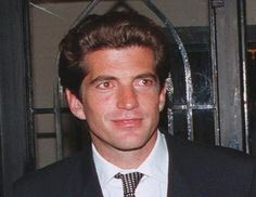 John Fitzgerald Kennedy, Jr. (1960–1999)  plane crash