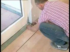 Laminált padló lerakása - YouTube Youtube, Youtubers, Youtube Movies