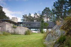 Cabin Nissen-Lie in Norway by Lund Hagem Arkitekter