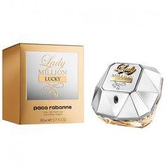 Nuevo #perfume para mujer Paco Rabanne Lady Million Lucky de #PacoRabanne