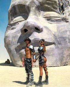 Burning Man 2019 Mega-Post: Fantastic Photos From The World's Biggest And Craziest Festival