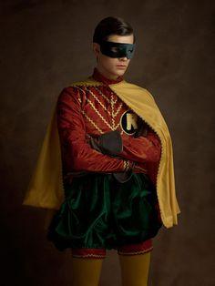 Super Flemish by Sacha Goldberger. http://sachagoldberger.com/portfolio/?portfolio=super-flemish-3