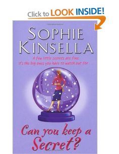 Can You Keep A Secret?: Amazon.co.uk: Sophie Kinsella: Books