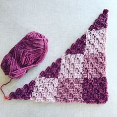 Gingham C2C graph for Afghan