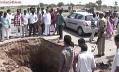 Man's Dream Of Lord Shiva Leads To Nightmare On Hyderabad Highway
