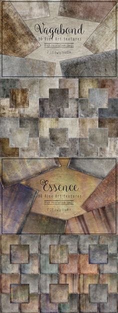 The Grungy Texture Collection…