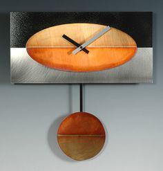 Leonie Lacouette Sob Pendulum Wall Clock, Free Shipping