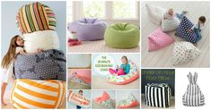 And here they are, the Awesome DIY Beanbags For Kids That They Will Love. Enjoy in the process and have fun!