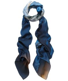 Richard Weston - Thunderegg Silk Scarf