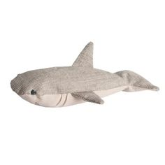 Shark Rattle by Maileg is the perfect soft toy for little ones. Just the right size for little hands and makes a gentle rattle sound when it moves. Toddler Toys, Baby Toys, Toddler Gifts, Baby Baby, Baby Shower Gifts, Baby Gifts, Shower Baby, Hercule, Baby Necessities