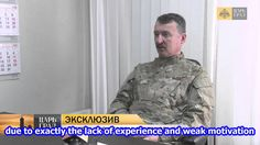 [eng subs] Igor Strelkov interview 11/09/14 PART TWO