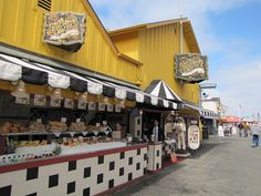 Old Fisherman's Grotto on Monterey's Old Fisherman's Wharf by SeeMonterey, via Flickr