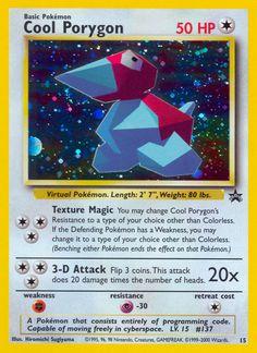 The Pokemon TCG :: Wizards of the Coast Promos All Pokemon Cards, Old Pokemon, Birthday Pikachu, Pokemon Packs, Pokemon Stadium, Wallpaper Crafts, Pokemon Collection, Pokemon Images, Card Templates