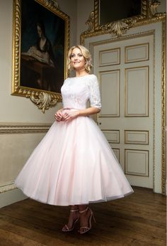 Beautiful bridal dresses, wedding gowns and plus size wedding dresses for your wedding from Special Day. Fashionable bridesmaid dresses and prom dresses. Indian Gowns Dresses, Evening Dresses, Prom Dresses, Wedding Dresses, Beautiful Bridal Dresses, Pretty Dresses, Tea Length Bridesmaid Dresses, Bridesmaids, Feminine Dress