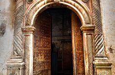 Porte du palais du Dey Alger