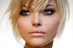 SLA Makeup Studio website is currently undergoing a makeover! Makeup Studio, Smokey Eye, Bangs, Hair Beauty, Make Up, Hair Styles, Sexy, Face, Beauty Girls
