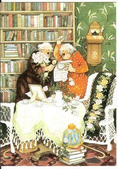 Inge Look Postkaarten 31