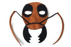 Hormiga máscara máscara de Bug máscara por fAverittecreations